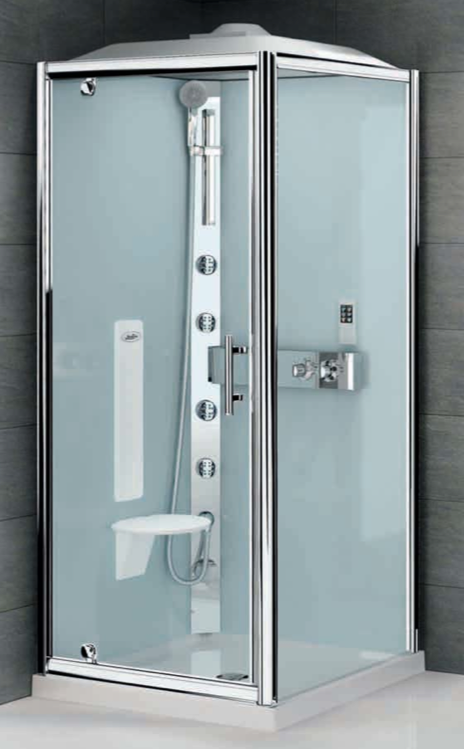 Komplettdusche kaufen | Badezimmer mit Komplettduschen