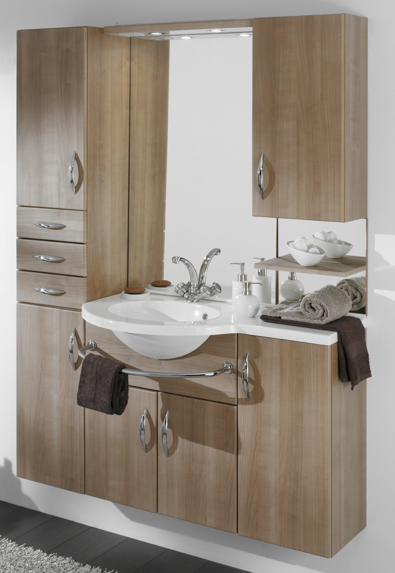 Badmöbel und Spiegelschrank günstig bei Profi-Badshop in Deutschland